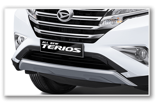 Exterior All New Terios 5