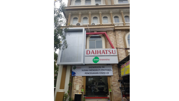 Daya Daihatsu Jakarta GLC